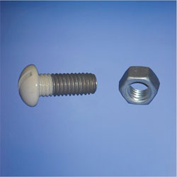 Duraflex Hinge Plate Attachment Bolt and Nut