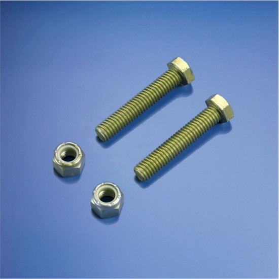 Duraflex Fulcrum Anti-Rattle Bolt And Lock Nut