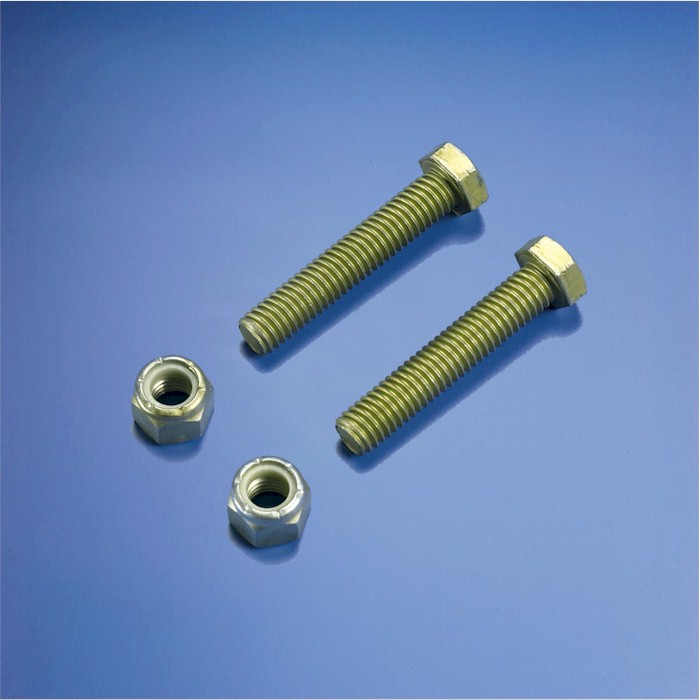 Fulcrum Anti-Rattle Bolt And Lock Nut