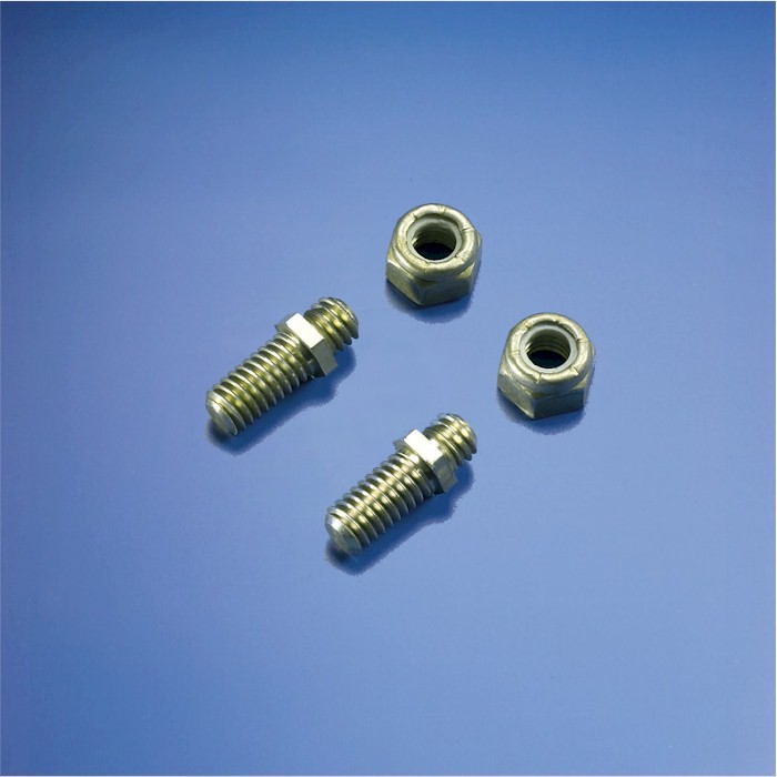 Roller Clamp Stud With Lock Nut