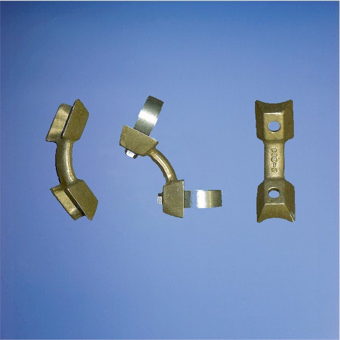 Diving Stand Bronze Guardrail Bracket
