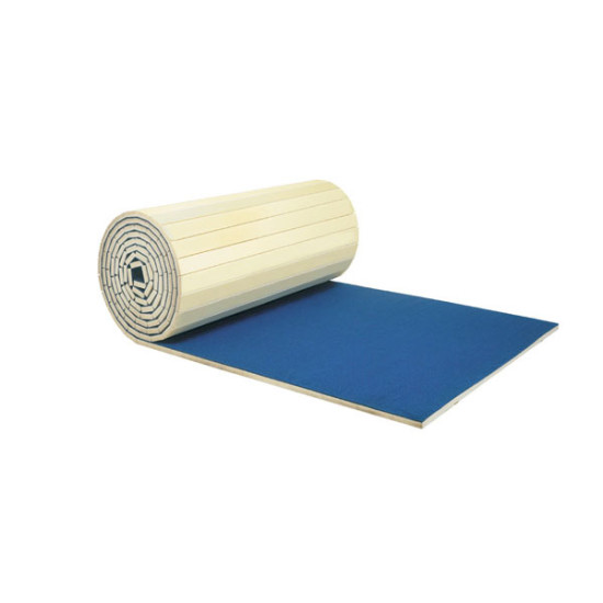 2 Inch EZ Roll Carpeted Foam