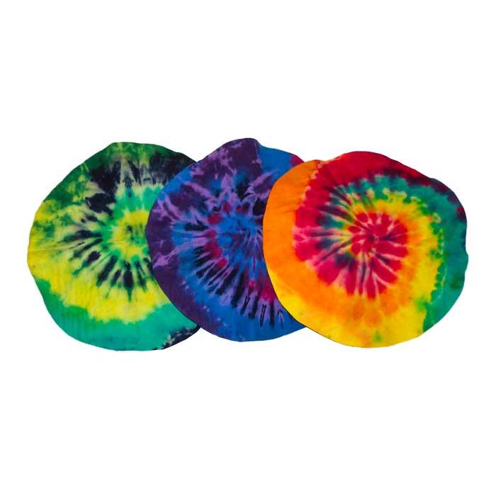 Round Tye Dye Shammy
