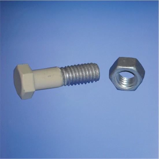 Duraflex Guardrail Arm Attachment Bolt And Nut