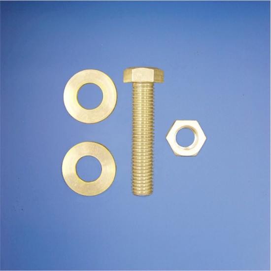 Duraflex Fulcrum Box Attachment Bolts, Washers And Nuts