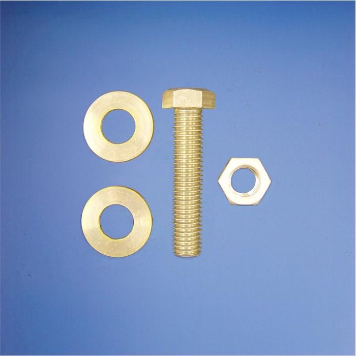 Duraflex Fulcrum Box Attachment Bolts, Washers And Nuts
