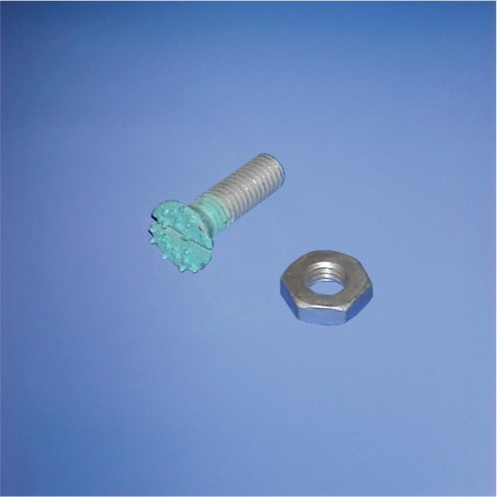 Duraflex Step Insert Attachment Bolt With Nut