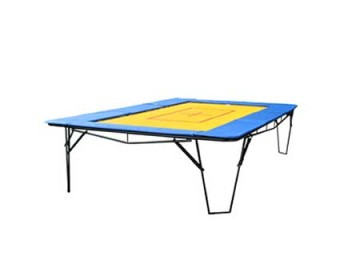 Elite Non-Folding Trampoline