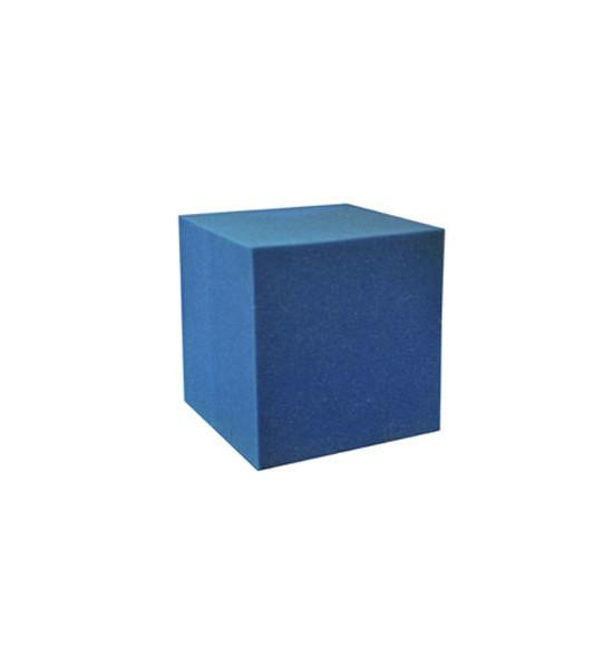 Fire Retardant Square Blue Foam Cubes
