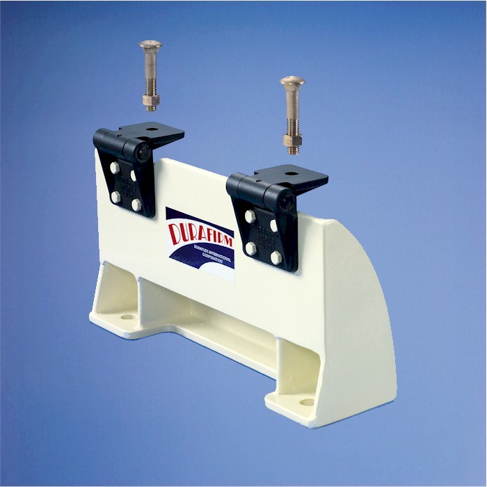 Short Stand Anchor Assembly For Stands Without Guardrails