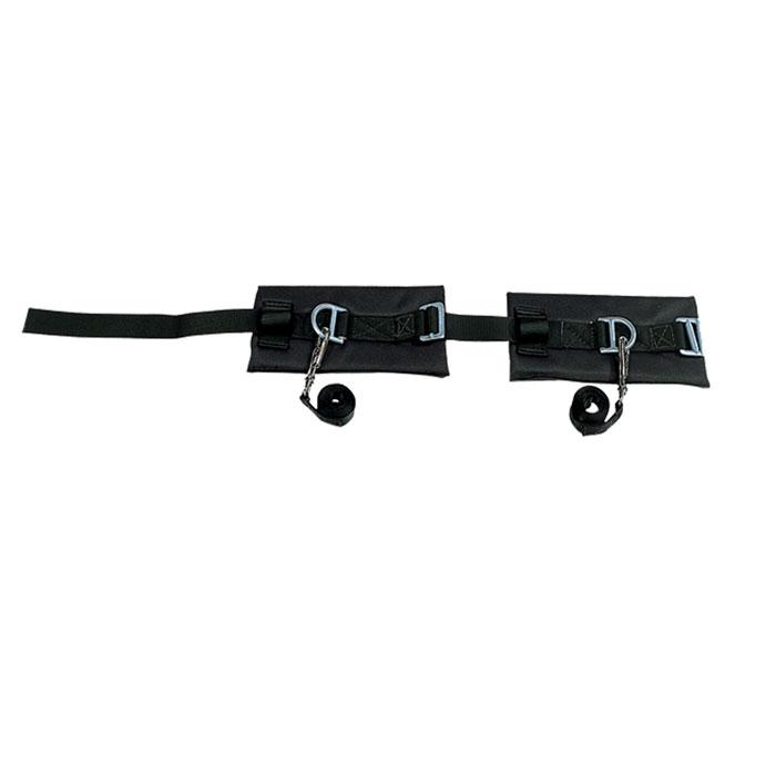 AAI Adjustable Padded Spotting Belt