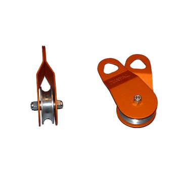 RSI 3 Inch Single Rescue Pulley