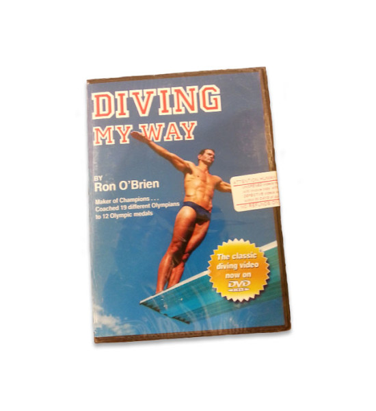 Diving My Way by Dr. Ron O'Brien