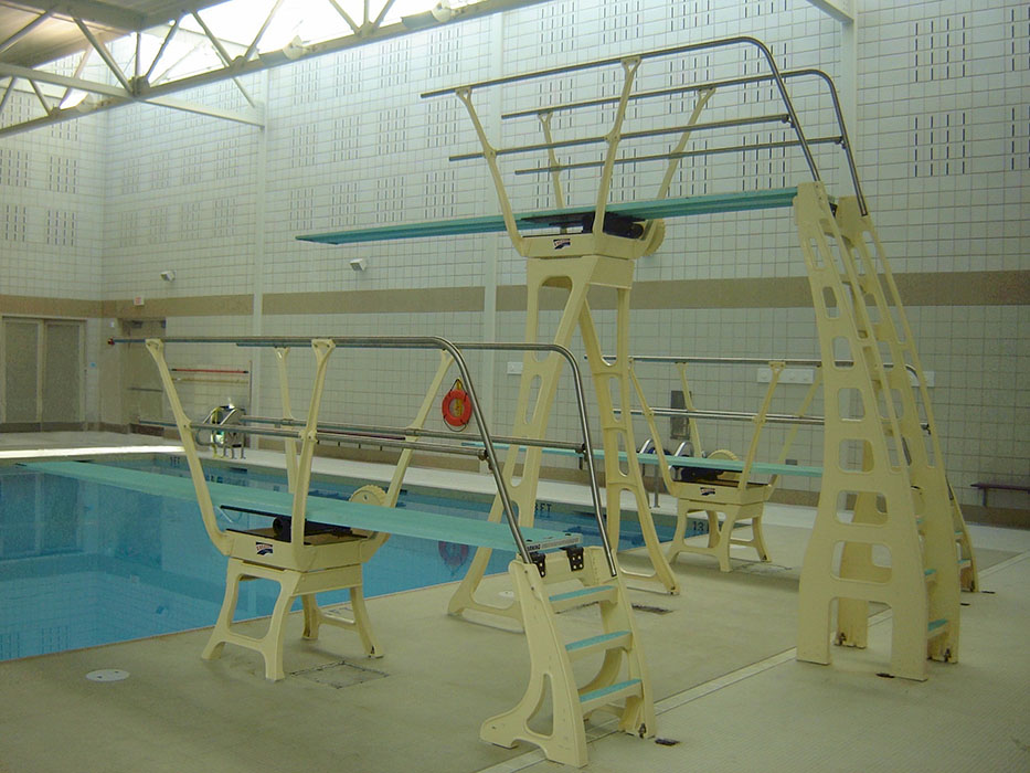 Duraflex Diving Stands - Springboards And More