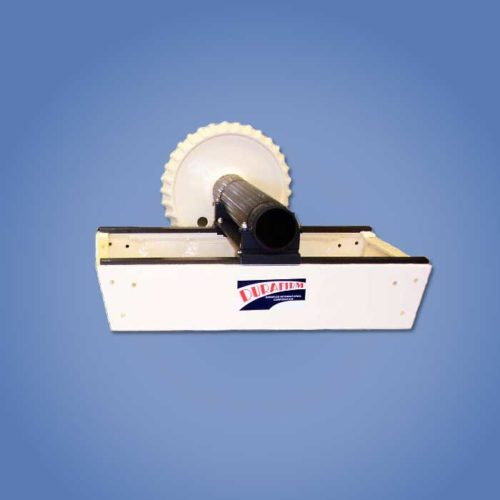 Stand Box with Fulcrum Assembly – For Stands WITH Guardrails