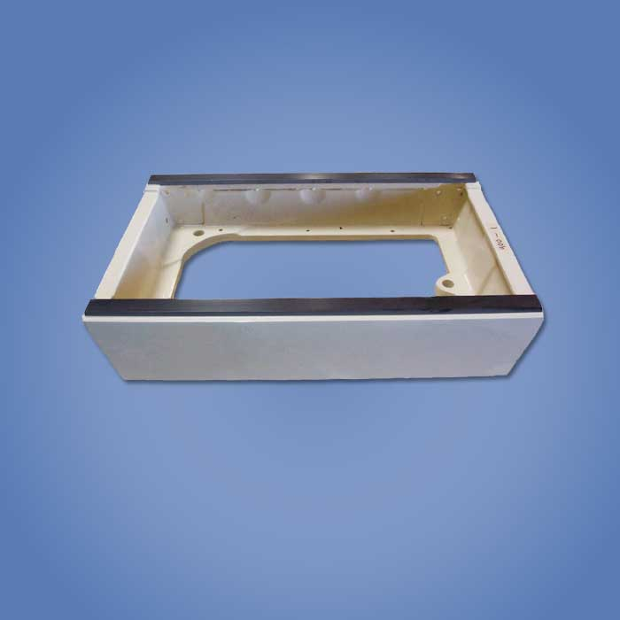 Fulcrum Box Without Guardrail Holes
